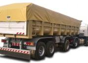 Toldos, toldos para camiones, tolderas y mantas para camiones de carga pesada