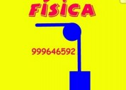 Fisica. clases delivery. todo nivel. celu 999646592