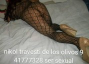 travesti 23 aÑos olivos