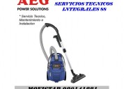 Aeg aspiradoras servicio tecnico mantenimiento lima
