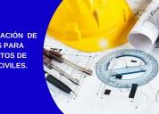 DiseÑo y elaboracion de planos para edificacion