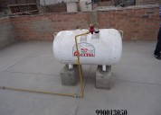 Instalaciones y mantenimiento de gas