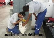 -mantenimientos de tanques estacionarios de gas