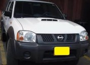 Alquilo camioneta nissan frotier 4x4 doble cabina  cel. #962864500.