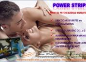 Potenciador viril sublingual de ginseng: powerstrips