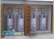Realiza instalaciones de redes de gas