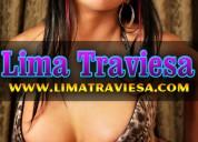Catálogo de travestis escorts en lima
