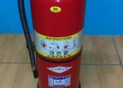 Extintores con certificacion ul en tacna firestar peru
