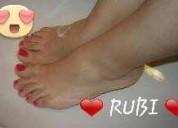 Fetichismo de pies con rubi del carpio lima perú