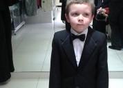 Alquiler terno para niños slim fit el corte ingles