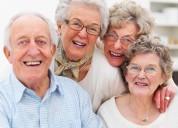 Médico  geriatra: especialista en el adulto mayor
