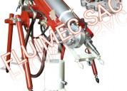 Maquina perforadora packsack fl-50