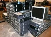 Computadoras monitores  laptops   compro al toque   felix cesar