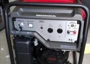 """Generador electrico """"honda"""""""