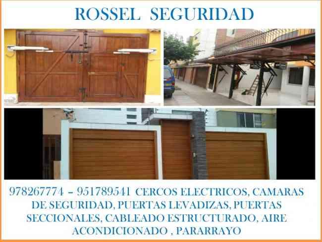 978267774 sistemas levadizos, puertas seccionales y levadizas