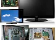 Reparacion de televisores lcd - plasma - led - 3d - monitores lcd  7,9,22,26,32,40,42,50,60