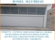 978267774 cercos electricos, instalaciones electricas