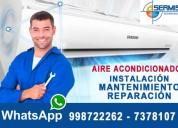 """""""""""> click >¡!mantenimiento preventivo de aire acondicionado /7378107 **miraflores*"""