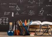 Clases particulares matematicas,quimica,fisica,ingeniero preuni