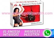 Modelo :  fetish fantasy series beginner's  furry  cuffs codigo :   pd-3800-15