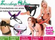 Consoladores con arnes sexshoppasion tienda con reaparto a domicilio compra discreto