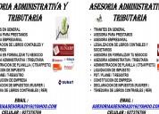 Asesoria administrativa y tributaria - asadtrib