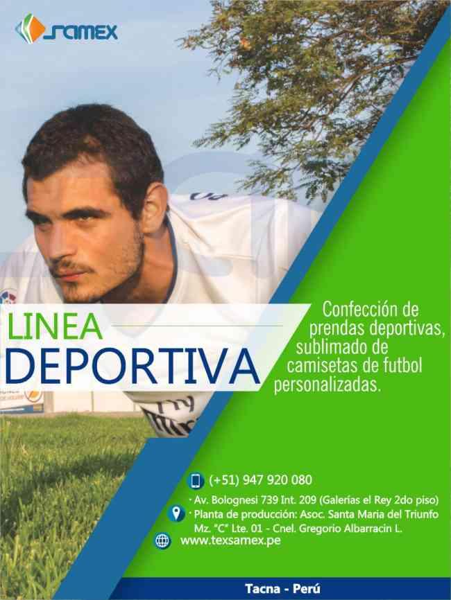 Uniformes Deportivos en Tacna
