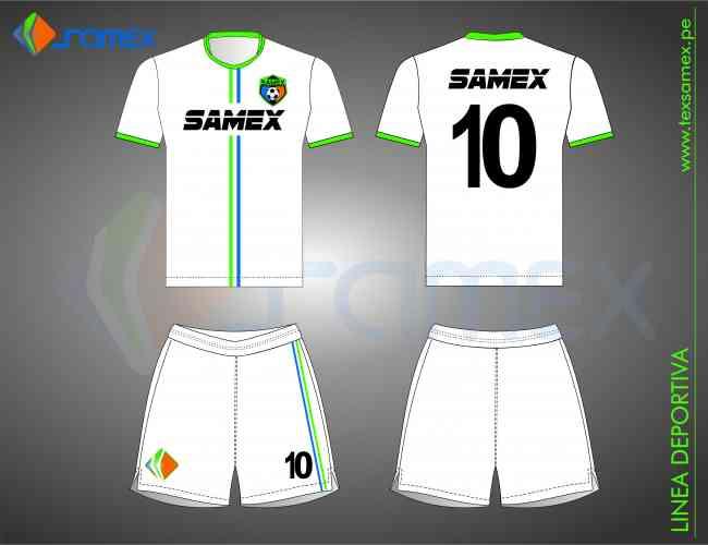 Confección de Camisetas de Fútbol en Tacna - Perú