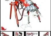 Maquina perforadora packsack neumatica fl-50