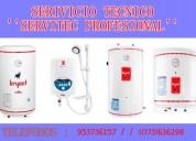Servicio tecnico de termas alfano al 953736157 lima