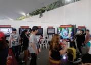 Fiestas con videojuegos!! lima