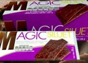 Baja de peso comiendo galleta de chocolate