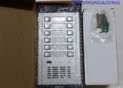 Venta de kit de intercom. 12 puntos - s/600 - rpj comunicaciones