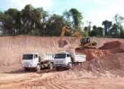 Movimiento de tierra-demoliciones-excavaciones-pavimentaciÓn