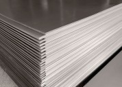 Planchas de acero - aceroimpor