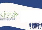 Nissi contadores – consultoría contable y empresarial – contabilidad