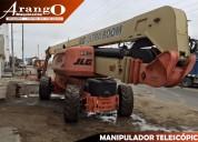 Man lift / plataforma articulada 992021388