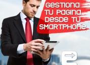 Diseño de paginas web arequipa lima marketin digital empresac
