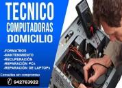 ReparaciÓn de computadoras y laptops en los olivos