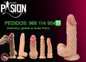 Consoladores con arnes desde 90 soles sexshop delivery gratis