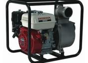 Alquiler moto bombas de agua de 2,4,6 - industriales