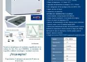 Refrigeradores de vacunas  ice line  cl-160  rpc:964125646