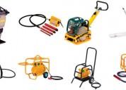 ReparaciÓn de equipos y herramientas para construcciÓn e industrial