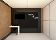 Diseño de interiores, modelado 3d, y servicios generales