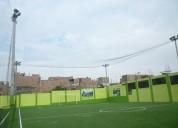 redes para el perímetro de la cancha, para protección de gradas y oficinas o para porterías. golf