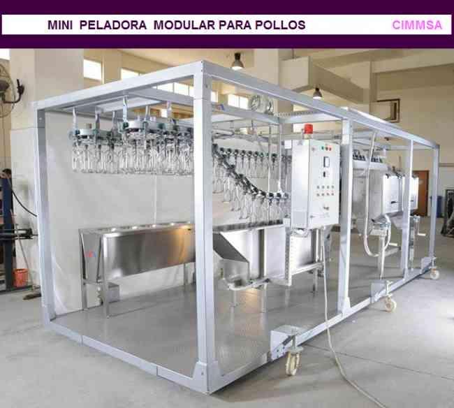 PELADORAS DE POLLOS,GALLINAS, PATOS EN 7 SEGUNDOS....RPM#990899807