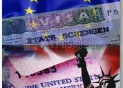 Visa schengen y visado de usa 100% garantizado