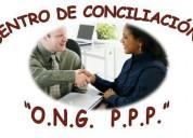 Centro de conciliaciÓn extrajudicial ong ppp