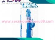 Baby bluebird - vibradores (rabbits)
