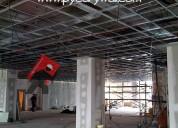 Tecnicos con mucha experiencia en drywall ofresemos garantia 955050525